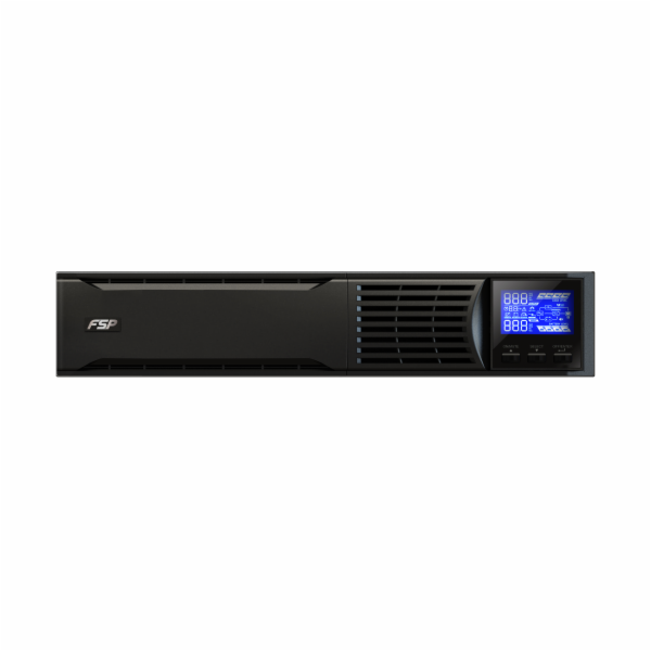 FSP/Fortron UPS CHAMP 2000 VA rack 2U, online