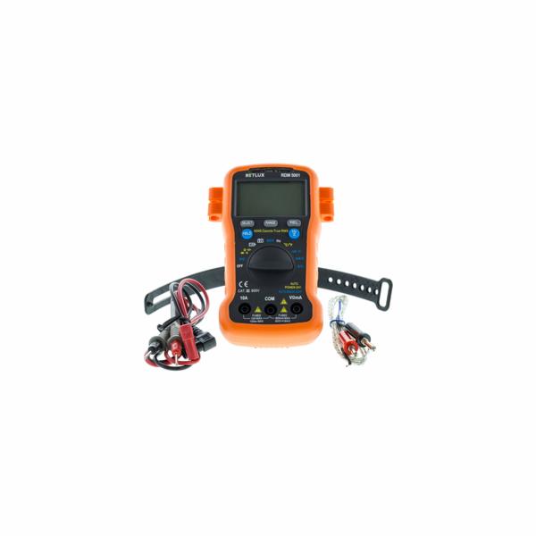 RDM 5001 Digitální multimetr RETLUX