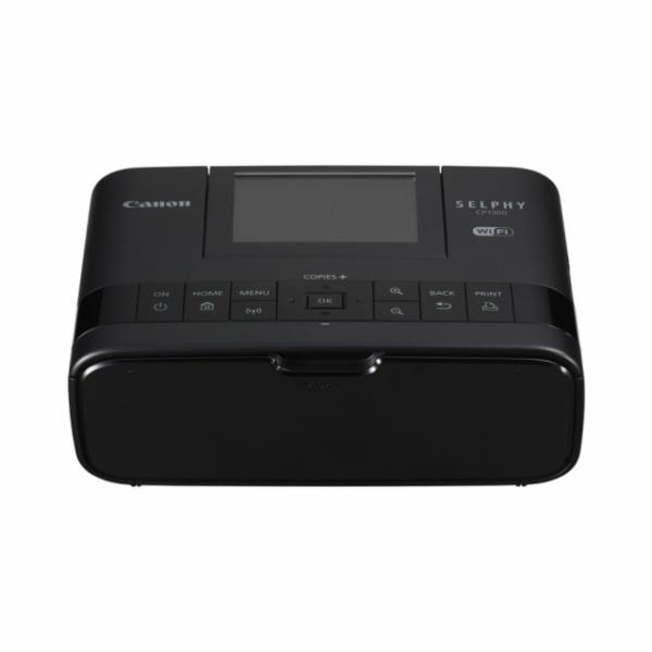 CANON CP1300 Selphy BLACK - termosublimační tiskárna