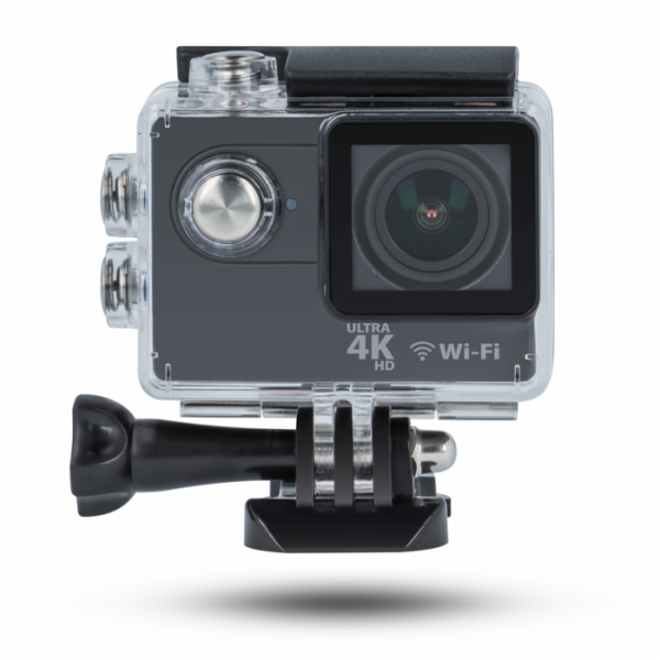 Forever sportovní kamera SC-400,4K rozlišení + kamera do auta zdarma