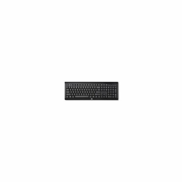 HP K2500 Wireless Keyboard - KEYBOARD - anglická
