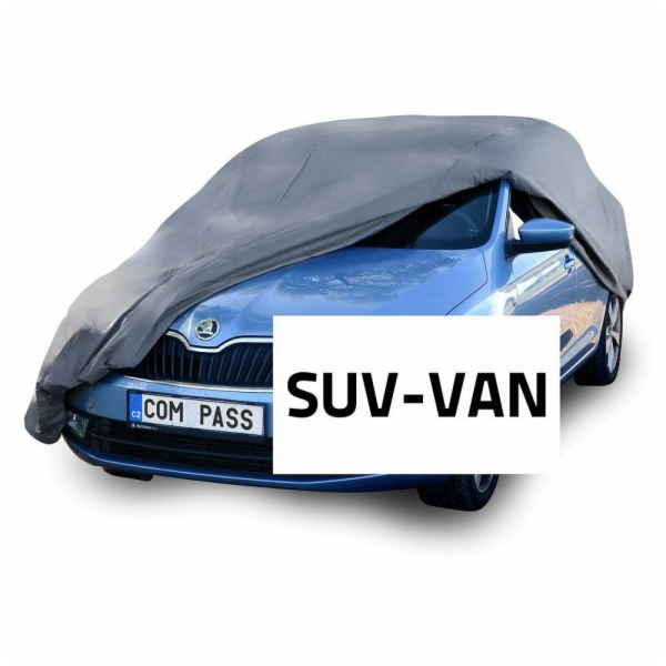 Ochranná plachta FULL SUV-VAN 515x195x142cm 100% WATERPROOF, COMPASS