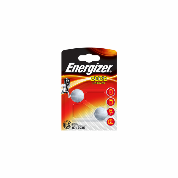 CR2032 2BP Li ENERGIZER