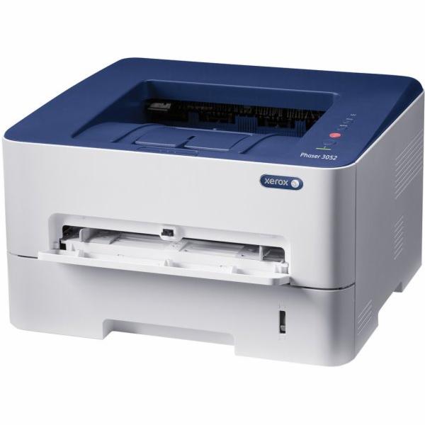 Xerox Phaser 3052 A4 BW tiskárna, 26ppm, PCL, LAN, Wifi
