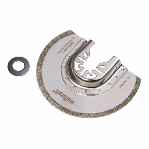 Wolfcraft Diamant-Segmentový pilový list průměr 85 mm 3997000
