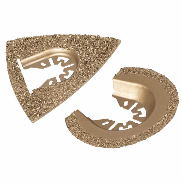 Wolfcraft Sada příslušenství k vibrační pile (kov/dlažba) 3993000