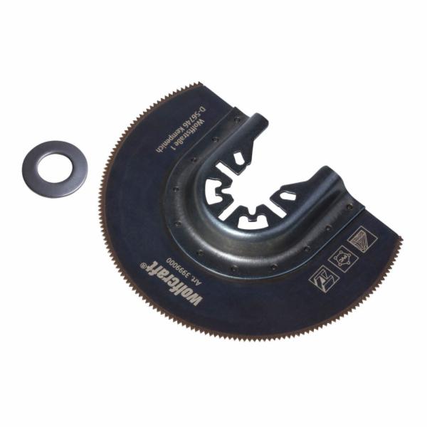 Wolfcraft HSS Segmentový pilový list průměr 85 mm 3999000