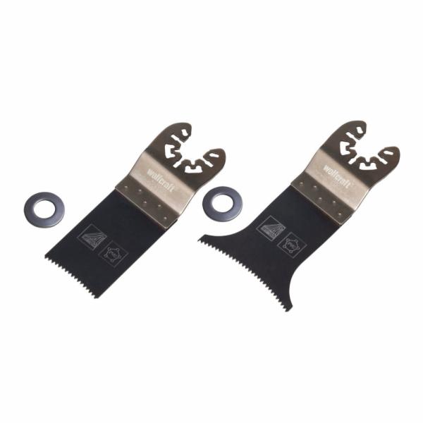 Wolfcraft trubkořez hloubka 49 mm šířka 55 mm konkávní 3849000