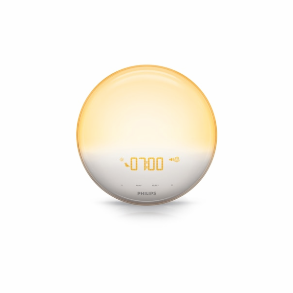 Philips HF3531 / 01 Světelná signalizace probuzení