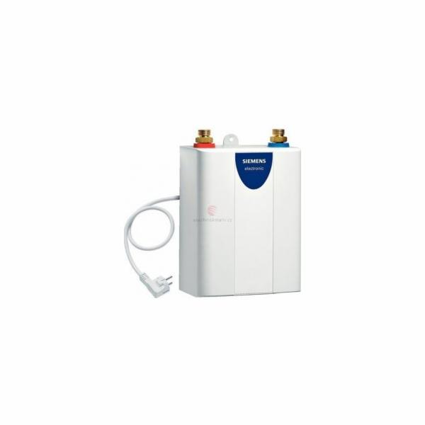 Siemens DE05101M malý okamžitý ohřívač vody elektronický 4,5 kW