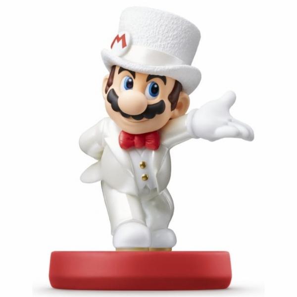 Nintendo amiibo Super Mario Odyssey Mario