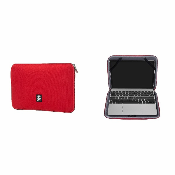 """Crumpler Base Layer 13"""" - red"""