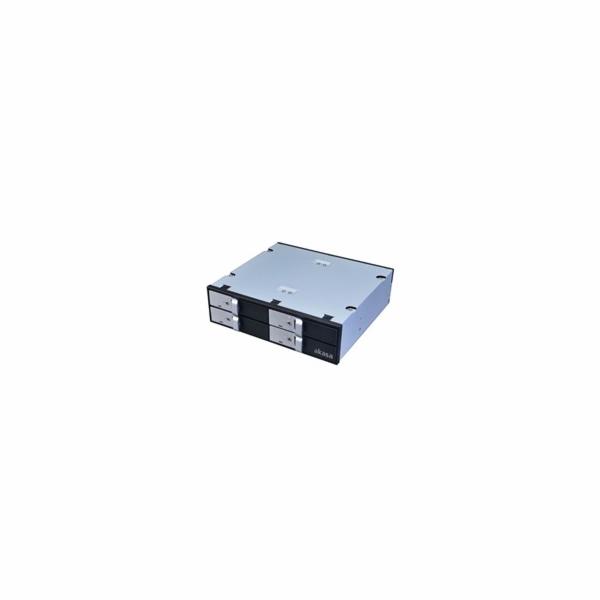 "AKASA Lokstor M22 - 4 x 2,5"" HDD rack do 5,25"""