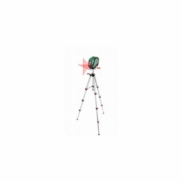Samonivelační křížový laser UniversalLevel 2, stativ, 0603663801 BOSCH