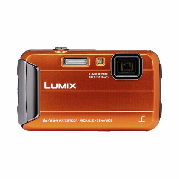 Panasonic Lumix DMC-FT30 oranz.
