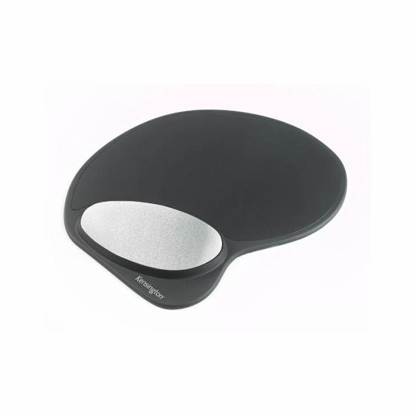 Kensington tvarovatelná gelová podložka pod myš - černá
