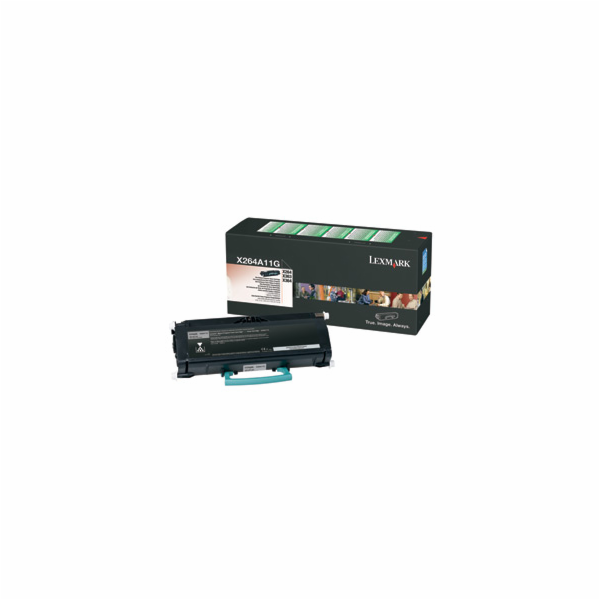 X264/X36X 3.5K Return Program Cartridge