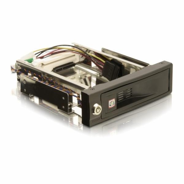 """Delock výměnný rámeček pro 3,5"""" SATA HDD do 5,25"""" pozice"""