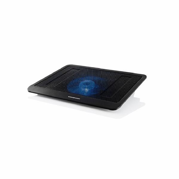 """Modecom chladící podložka pod notebook MC-CF13 s větráčkem, pro notebooky do velikosti 14"""""""