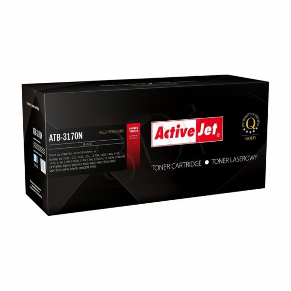 ActiveJet Toner Brother TN-3060/TN-3170/TN-6600 Supreme NEW 100% - 7000 stran ATB-3170N