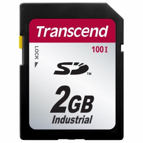 Transcend 2GB SD průmyslová paměťová karta