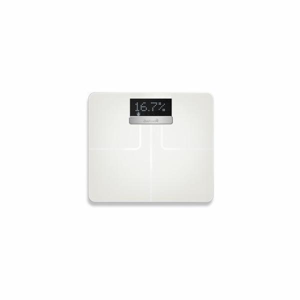 Garmin Garmin Index White chytrá váha, bílá