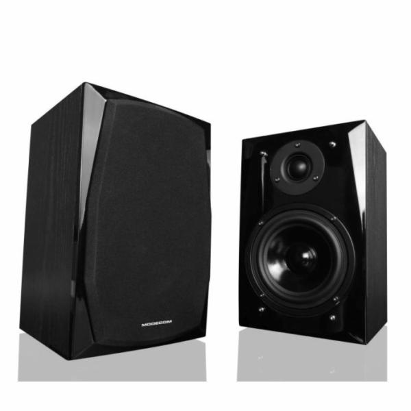 Modecom aktivní reproduktory MC-HF50.2, 2.0, 2x25W RMS, 3.5mm jack, černé