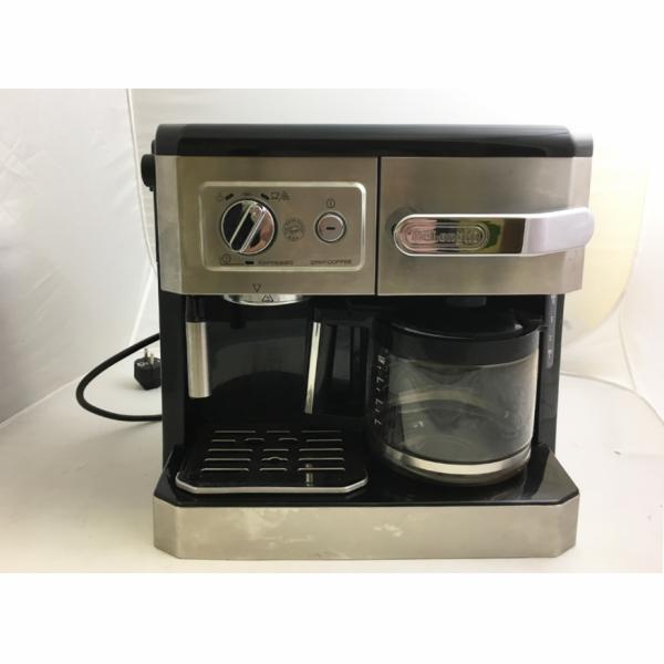 BAZAR - Kávovar DéLonghi BCO 420 černý-stříbrný