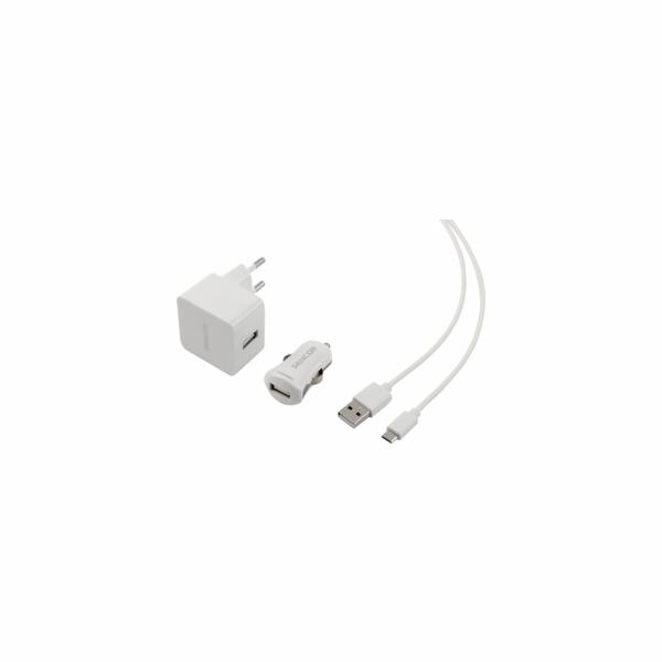 SCO 516-000WH USB KIT 1M/WALL/CAR SENCOR