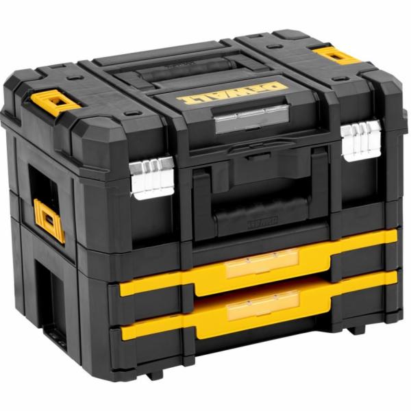 Tstak box combo, kombinace boxů II a IV, DeWalt