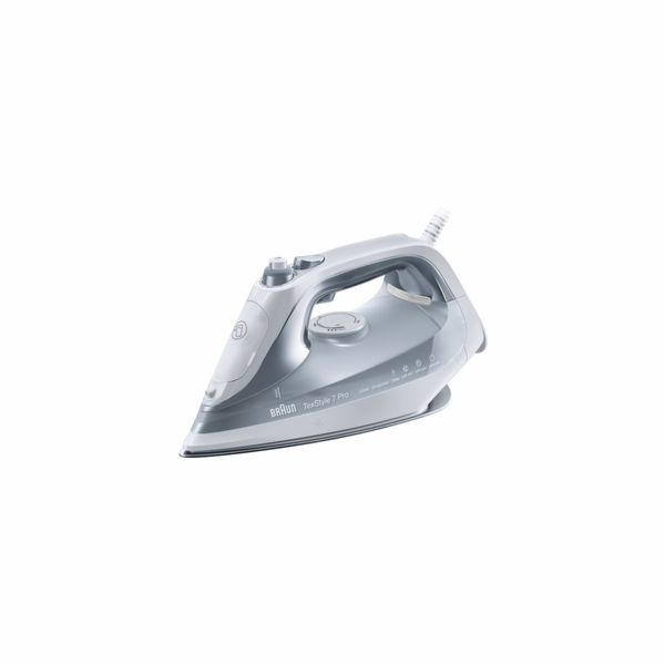 Braun SI 7088 TexStyle 7 Pro Dampfbügeleisen grau