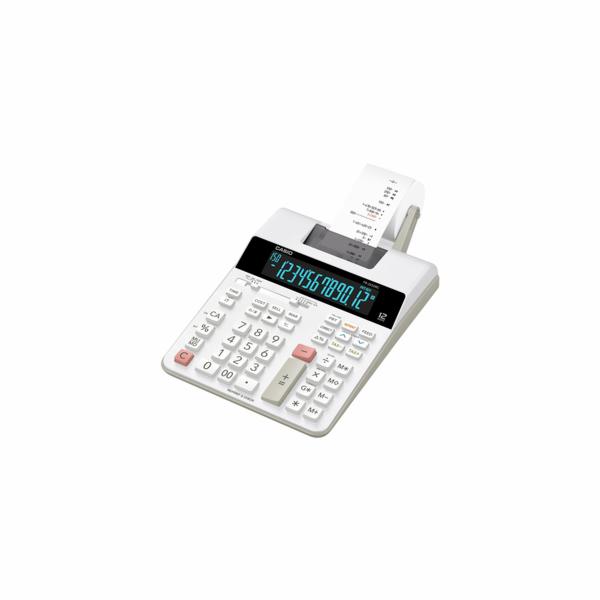 Casio FR-2650RC white