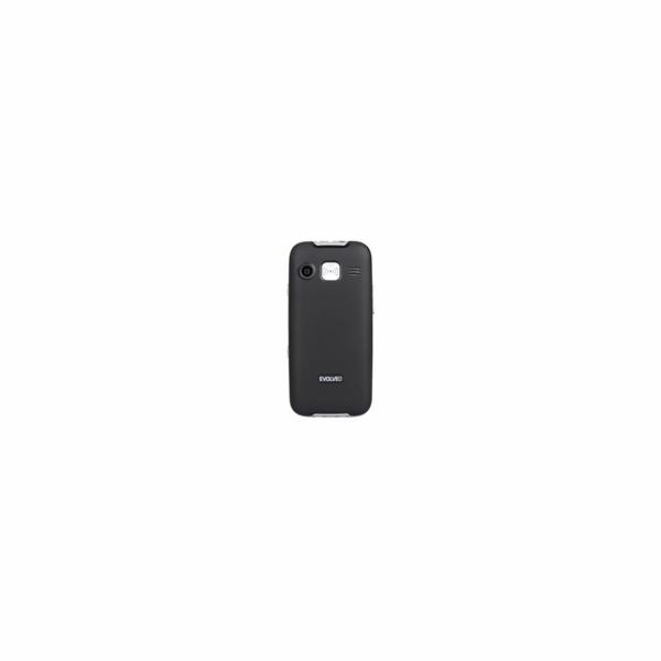 EVOLVEO EasyPhone XD, mobilní telefon pro seniory s nabíjecím stojánkem, černý