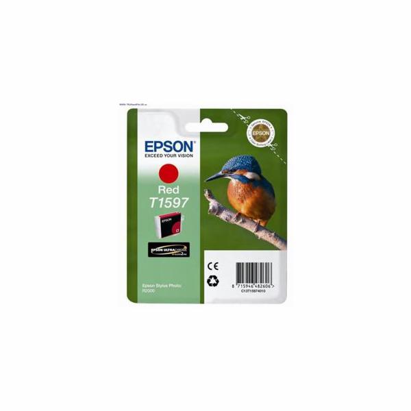 EPSON ink bar Stylus Photo R2000 - Red