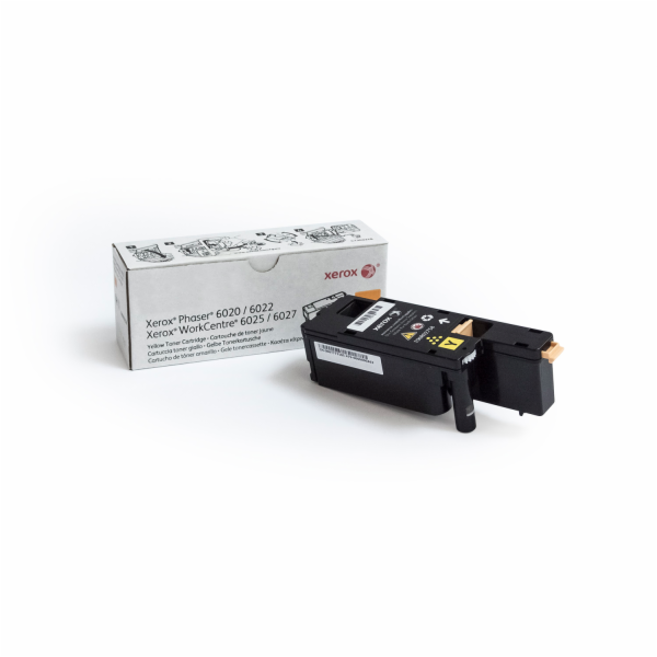 Xerox toner pro WC 6025/6027 a P 6020/6022, Yellow
