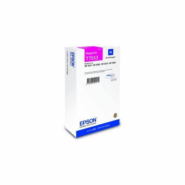 EPSON cartridge T7553 magenta XL (WF-8xxx)