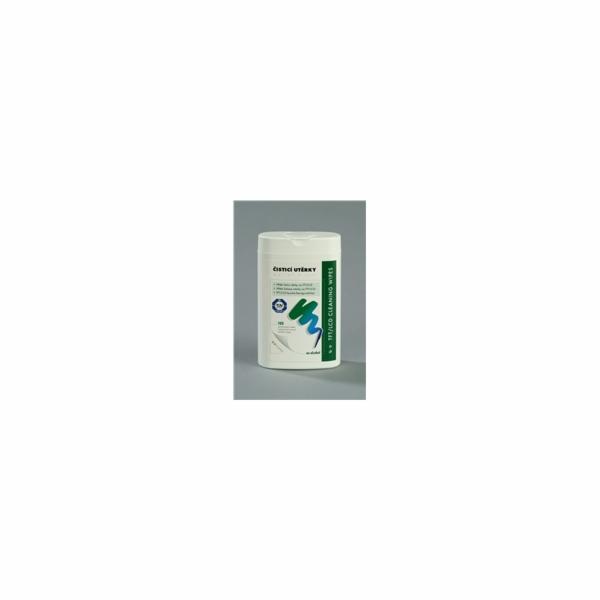 DCLEAN Čistící utěrky na obrazovky TFT/LCD/Plasma v malé dóze (100ks)