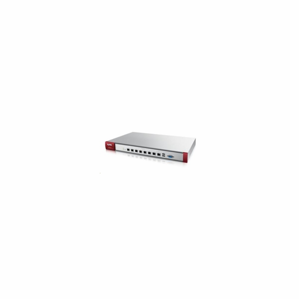 Zyxel ZyWALL USG310 UTM BUNDLE, Security UTM solution: Firewall, VPN: 300x IPSec/ 150x SSL (50 default ), 8x 1Gbps (LAN/