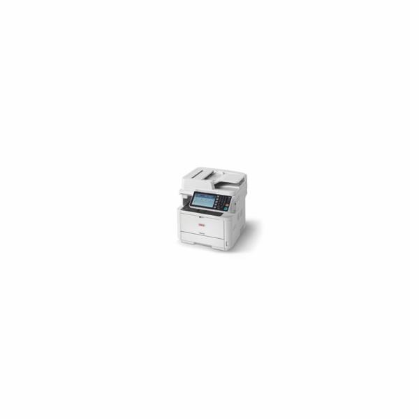 OKI MB492dn A4, 40 ppm 1200x1200 dpi, RADF, PCL, USB2.0, LAN (Print/Scan/Copy/fax)