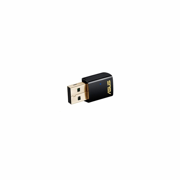 ASUS USB-AC51 Wireless AC600 Dual-band USB Adapter