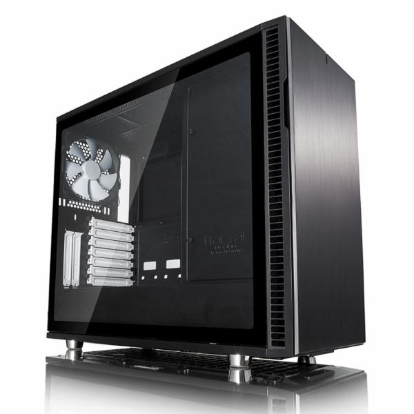 Fractal Design Define R6 černá (okno TG)