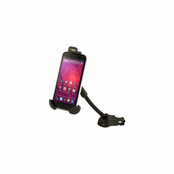 YSM 403L auto držák na mobil+USB YENKEE