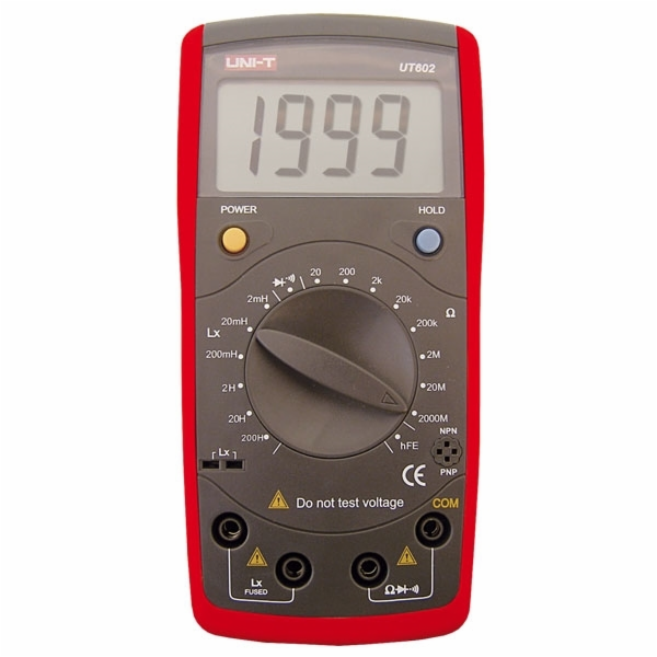 Multimetr UNI-T UT602