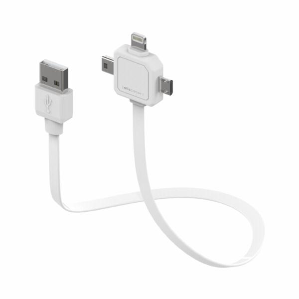 allocacoc Power USB Kabel bila