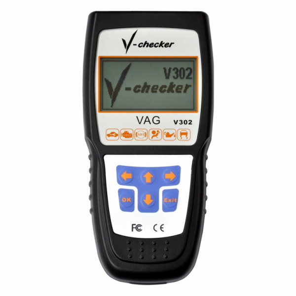 V302 V-checker profi diagnostika VW group SIXTOL