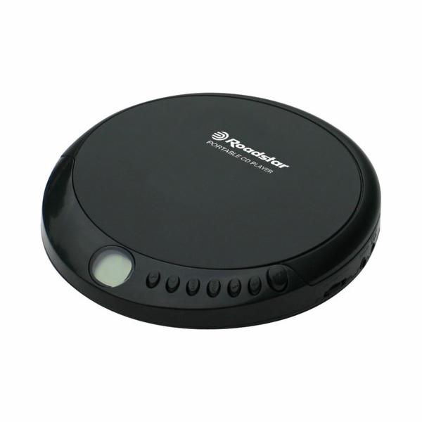 PCD-435CD/BK Přenosný přehrávač MP3 CD