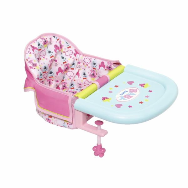 BABY born Jídelní židlička s uchycením na stůl