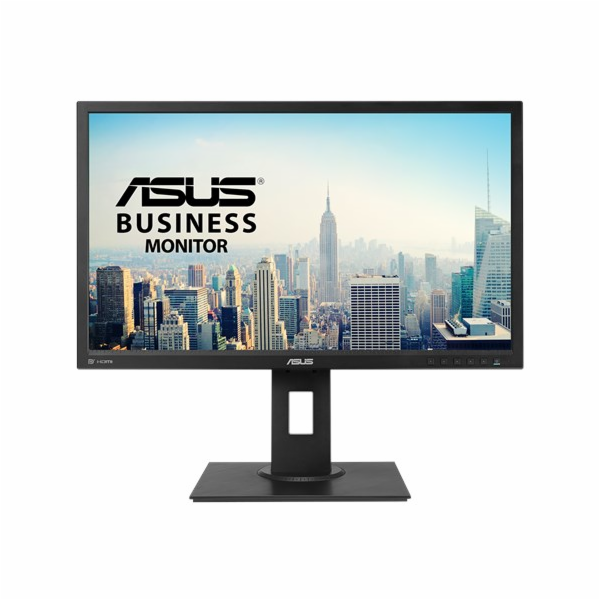 "24"" LED ASUS BE249QLBH - Full HD, 16:9, IPS, HDMI, DP, USB, repro"