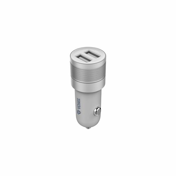 YAC 2048SR USB Autonabíječka 4.8A YENKEE