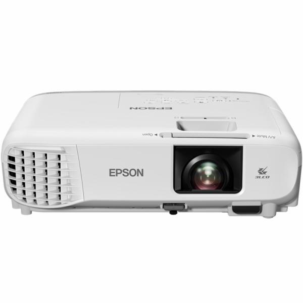 EPSON projektor EB-S39,800x600,3300ANSI, 15000:1, VGA, HDMI, USB 3-in-1, WiFi